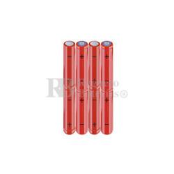 Packs de baterías AAA 9.6 Voltios 800 mAh NI-MH RB90033855