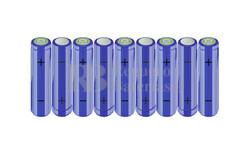 Packs de baterías AA 10.8 Voltios 2.000 mAh NI-MH RB90033416