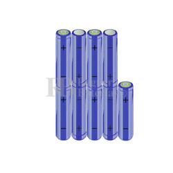 Packs de baterías AA 10.8 Voltios 2.000 mAh NI-MH RB90033433