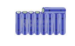 Packs de baterías AA 10.8 Voltios 2.000 mAh NI-MH RB90033464