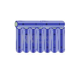 Packs de baterías AA 10.8 Voltios 2.000 mAh NI-MH RB90033505