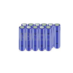 Packs de baterías AA 13.2 Voltios 2.000 mAh NI-MH RB90033529