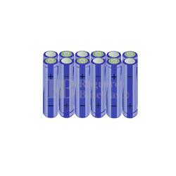Packs de baterías AA 14.4 Voltios 2.000 mAh NI-MH RB90033510