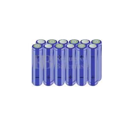 Packs de baterías AA 14.4 Voltios 2.000 mAh NI-MH RB90033516