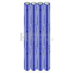 Packs de baterías AA 14.4 Voltios 2.000 mAh NI-MH RB90033521