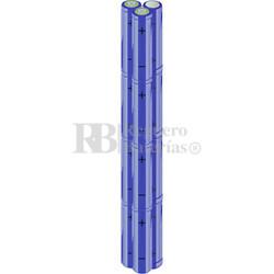 Packs de baterías AA 14.4 Voltios 2.000 mAh NI-MH RB90033571