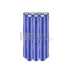 Packs de baterías AA 16.8 Voltios 2.000 mAh NI-MH RB90033441