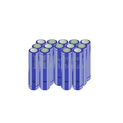 Packs de baterías AA 16.8 Voltios 2.000 mAh NI-MH RB90033531