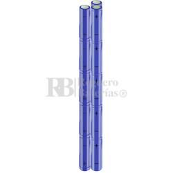 Packs de baterías AA 18 Voltios 2.000 mAh NI-MH RB90033507