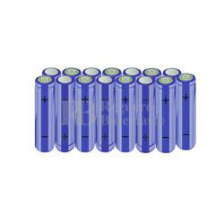 Packs de baterías AA 18 Voltios 2.000 mAh NI-MH RB90033523