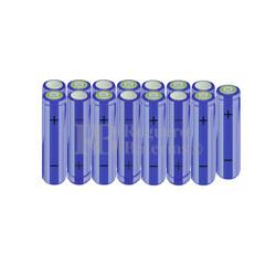 Packs de baterías AA 18 Voltios 2.000 mAh NI-MH  RB90033524