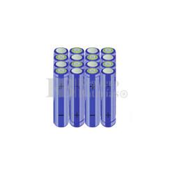 Packs de baterías AA 19.2 Voltios 2.000 mAh NI-MH RB90033536