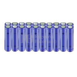 Packs de baterías AA 24 Voltios 2.000 mAh NI-MH RB90033477