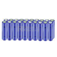 Packs de baterías AA 24 Voltios 2.000 mAh NI-MH RB90033525