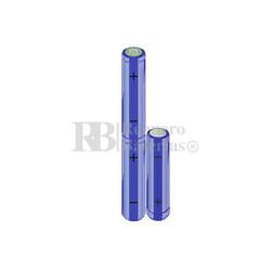 RB90033422 Packs de baterías AA 3.6 Voltios 2.000 mAh NI-MH
