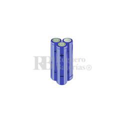RB90033479 Packs de baterías AA 3.6 Voltios 2.000 mAh NI-MH