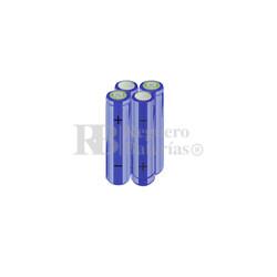 Packs de baterías RB90033412 AA 4.8 Voltios 2.000 mAh NI-MH