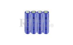 Packs de baterías RB90033413 AA 4.8 Voltios 2.000 mAh NI-MH