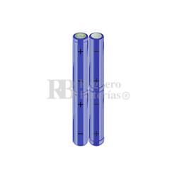 Packs de baterías RB90033421 AA 4.8 Voltios 2.000 mAh NI-MH