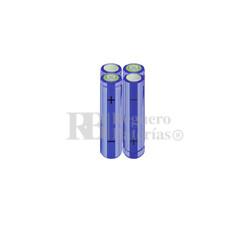 Packs de baterías RB90033511 AA 4.8 Voltios 2.000 mAh NI-MH