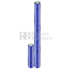Packs de baterías RB90033515 AA 4.8 Voltios 2.000 mAh NI-MH