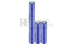 Packs de baterías RB90033558 AA 4.8 Voltios 2.000 mAh NI-MH