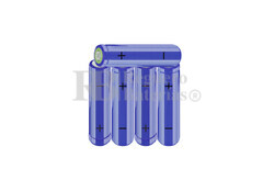 Packs de baterías AA 6 Voltios 2.000 mAh NI-MH RB90033547