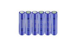Packs de baterías AA 7.2 Voltios 2.000 mAh NI-MH RB90033348