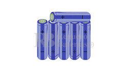 Packs de baterías AA 7.2 Voltios 2.000 mAh NI-MH RB90033428