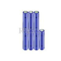 Packs de baterías AA 8.4 Voltios 2.000 mAh NI-MH RB90033431