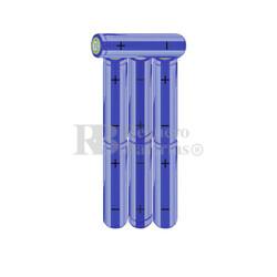 Packs de baterías AA 8.4 Voltios 2.000 mAh NI-MH RB90033432