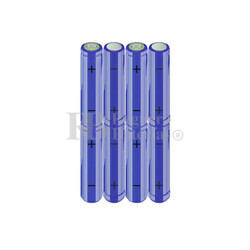 Packs de baterías AA 9.6 Voltios 2.000 mAh NI-MH RB90033368