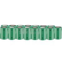 Packs de baterías SUB-C 18 Voltios 1.900 mAh NI-CD RB90033627