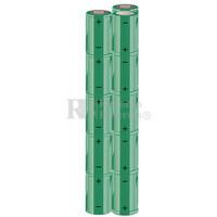 Packs de baterías SUB-C 18 Voltios 1.900 mAh NI-CD RB90033688