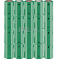 Packs de baterías SUB-C 24 Voltios 1.900 mAh NI-CD RB90033592