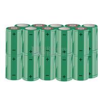 Packs de baterías SUB-C 24 Voltios 1.900 mAh NI-CD RB90033594