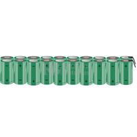 Packs de baterías SUB-C 24 Voltios 1.900 mAh NI-CD RB90033719