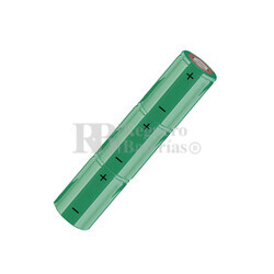 Packs de baterías SUB-C 3.6 Voltios 1.900 mAh NI-CD RB90033680