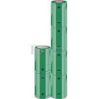 Packs de baterías SUB-C 7.2 Voltios 1.900 mAh NI-CD RB90033598