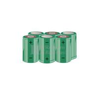 Packs de baterías SUB-C 7.2 Voltios 1.900 mAh NI-CD RB90033617