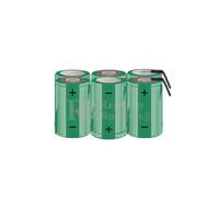 Packs de baterías SUB-C 7.2 Voltios 1.900 mAh NI-CD RB90033721