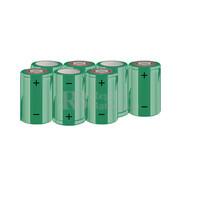 Packs de baterías SUB-C 8.4 Voltios 1.900 mAh NI-CD RB90033619
