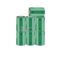 Packs de baterías SUB-C 8.4 Voltios 1.900 mAh NI-CD RB90033697