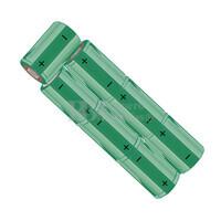 Packs de baterías SUB-C 8.4 Voltios 1.900 mAh NI-CD RB90033698