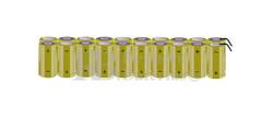 Packs de baterías tamaño C 24 Voltios 4.500 mAh NI-CD RB90033777
