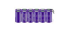 Packs de baterías tamaño D 14.4 Voltios 5.000 mAh NI-CD RB90033795