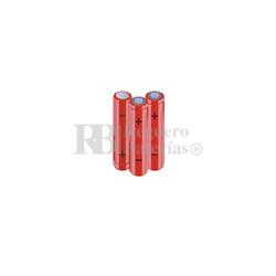 Packs de baterías AA 3.6 Voltios 2.000 mAh NI-MH RB90034166