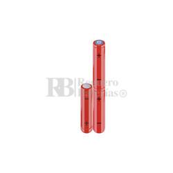 Packs de baterías AA 3.6 Voltios 2.000 mAh NI-MH RB90034169