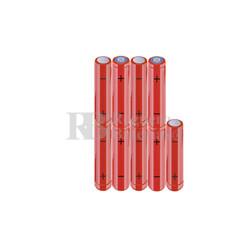Packs de baterías AAA 10.8 Voltios 800 mAh NI-MH RB90033940