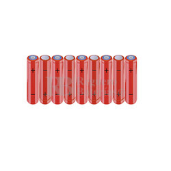 Packs de baterías AAA 10.8 Voltios 800 mAh NI-MH RB90033969